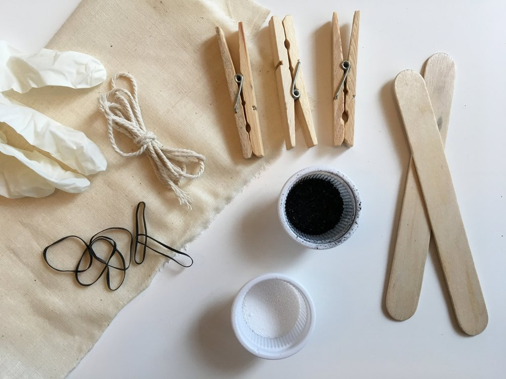 Shibori Dye Kit -