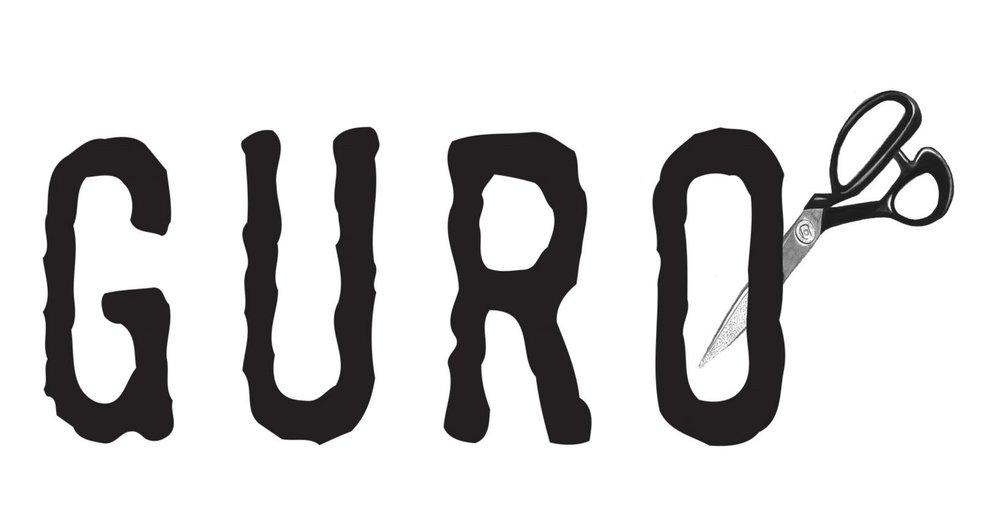 Guro-logo bay area leather handmade salvage goods designer Oakland