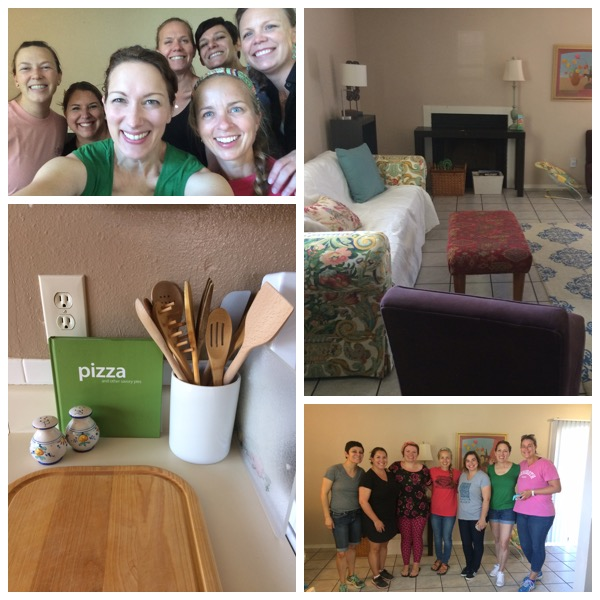 Saint Louise House - Thanks to the hard work of a handful of generous Allies, a mom and her four kids have a new, fully-furnished home to move into.