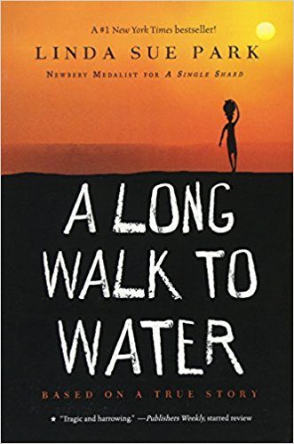 "July Selection ""A Long Walk to Water"""