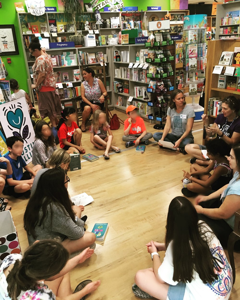 Kids' Book Club at BookPeople