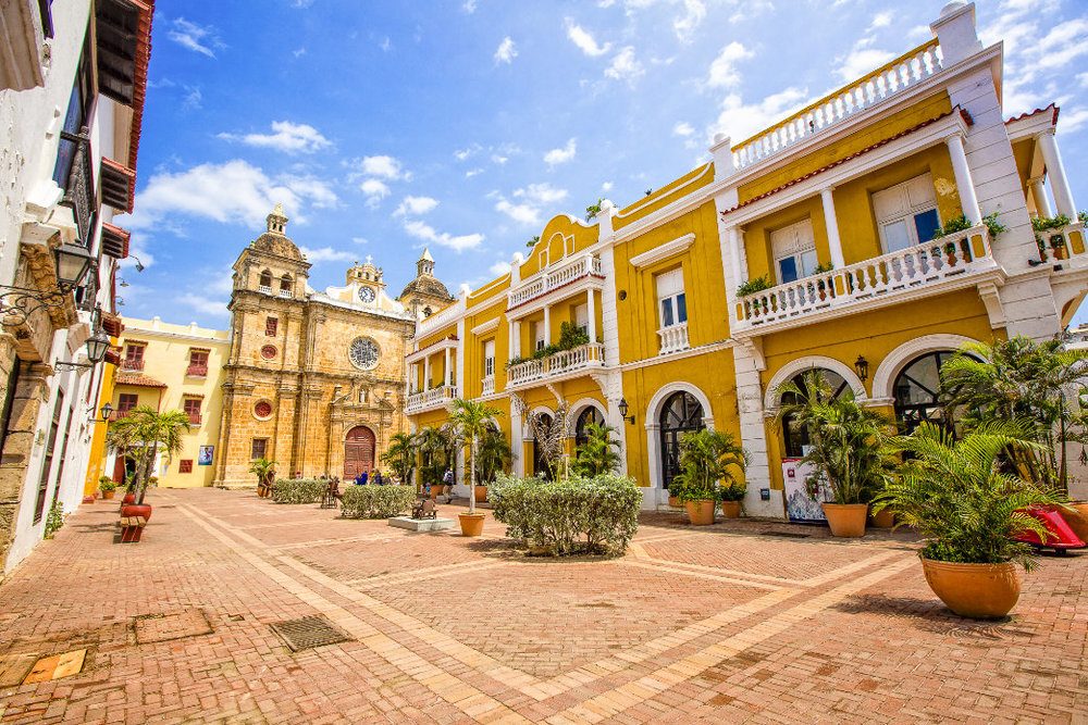 Old City - Your Guide To Getting Cosmetic Dental Work In Cartagena, Colombia With Dentist Dr. Julio Oliver
