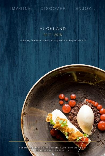 Auckland Entertainment Book