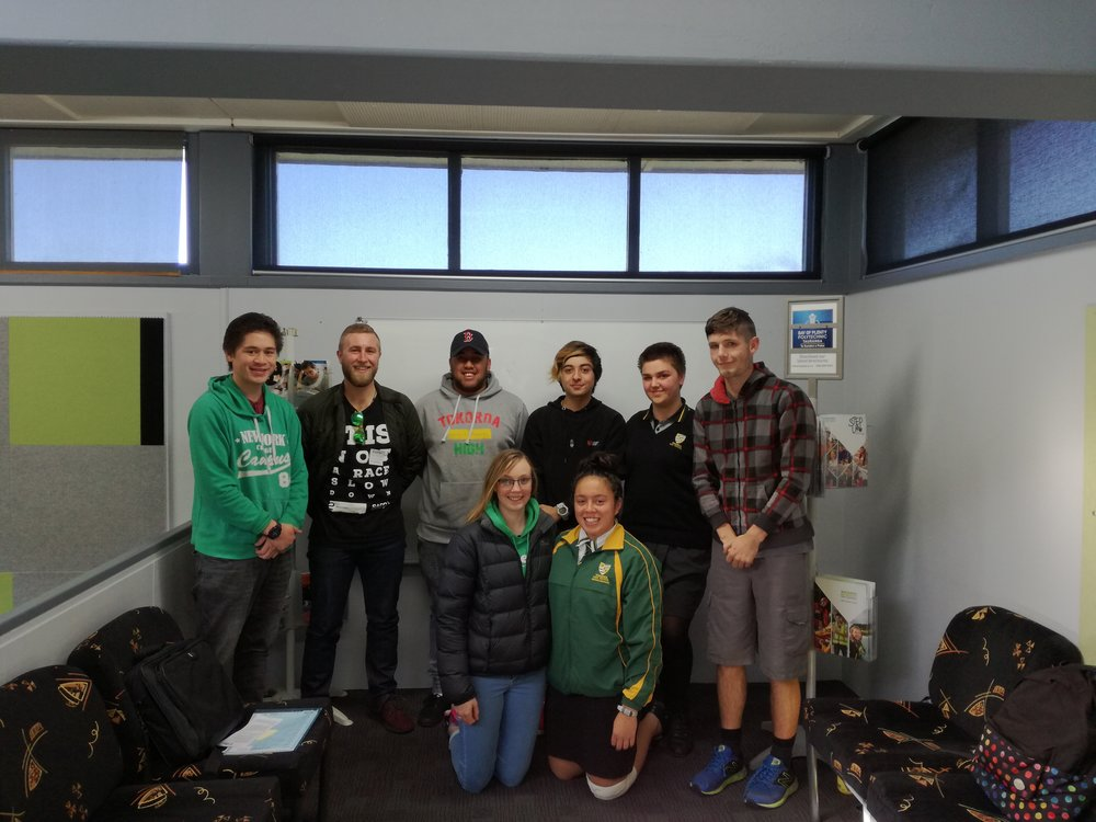 Tokoroa High School<br><small> School visit</small>