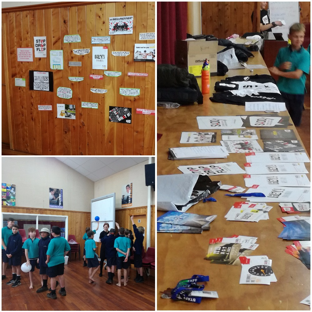 Coastal Taranaki School