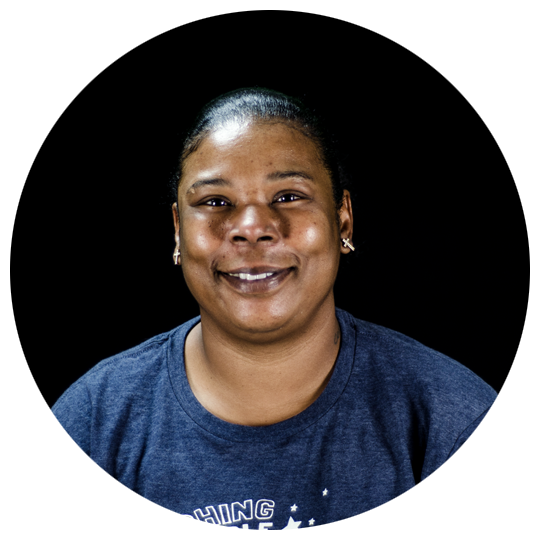 Sherieka Wilkins - Custodial Services