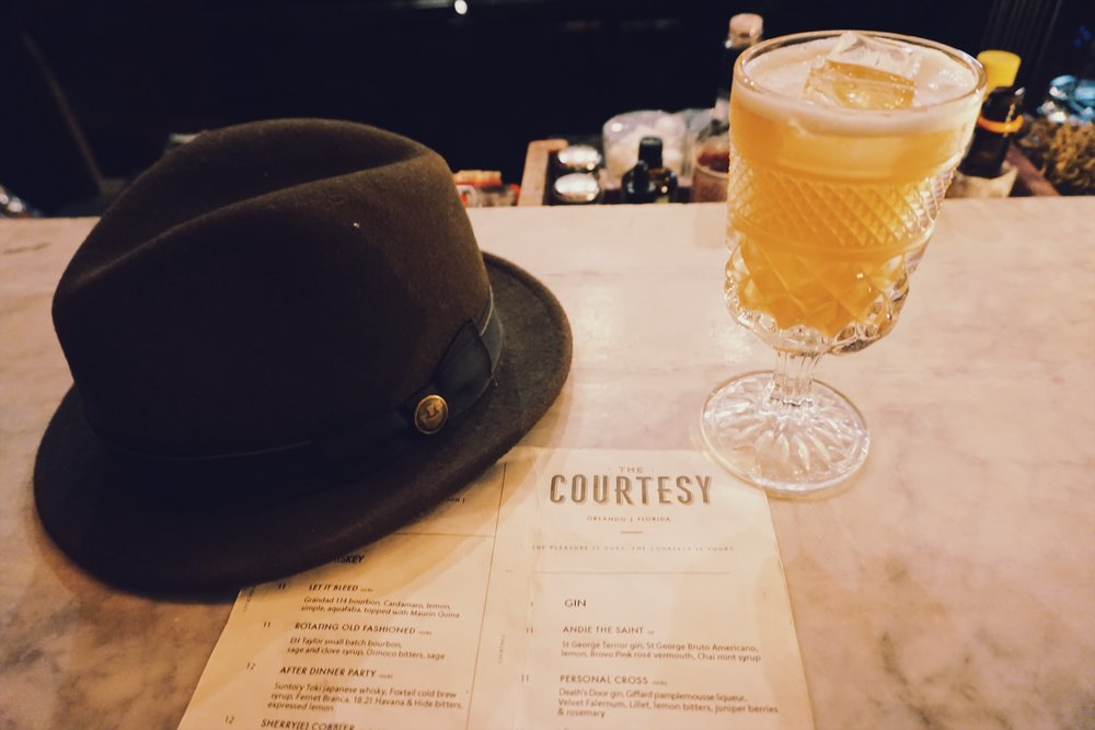 Gent Life: The Courtesy Bar