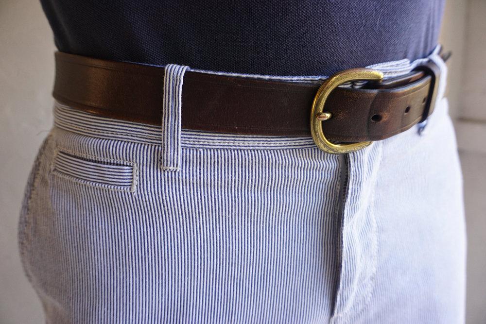 Seersucker Pants for men