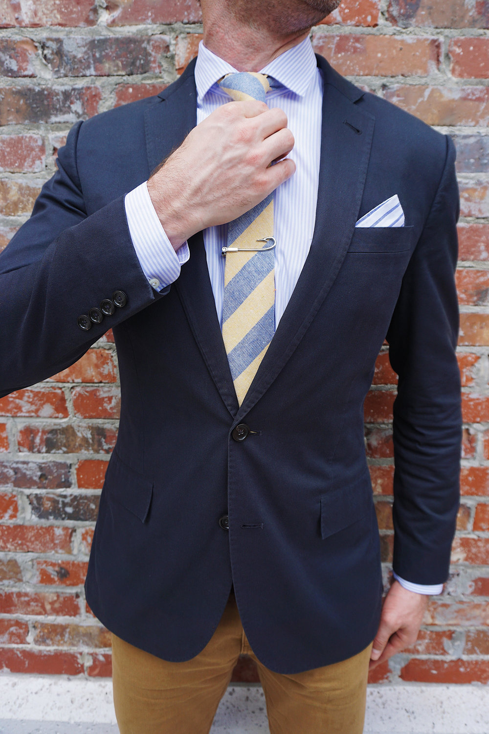 Men's Pocket Square