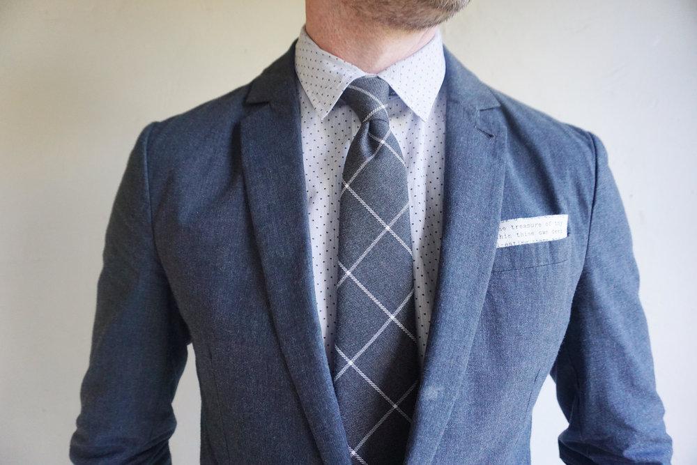 Cotton Brew Tie