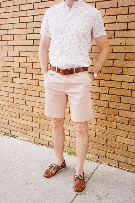 Socks    Belt    Shoes    Shorts