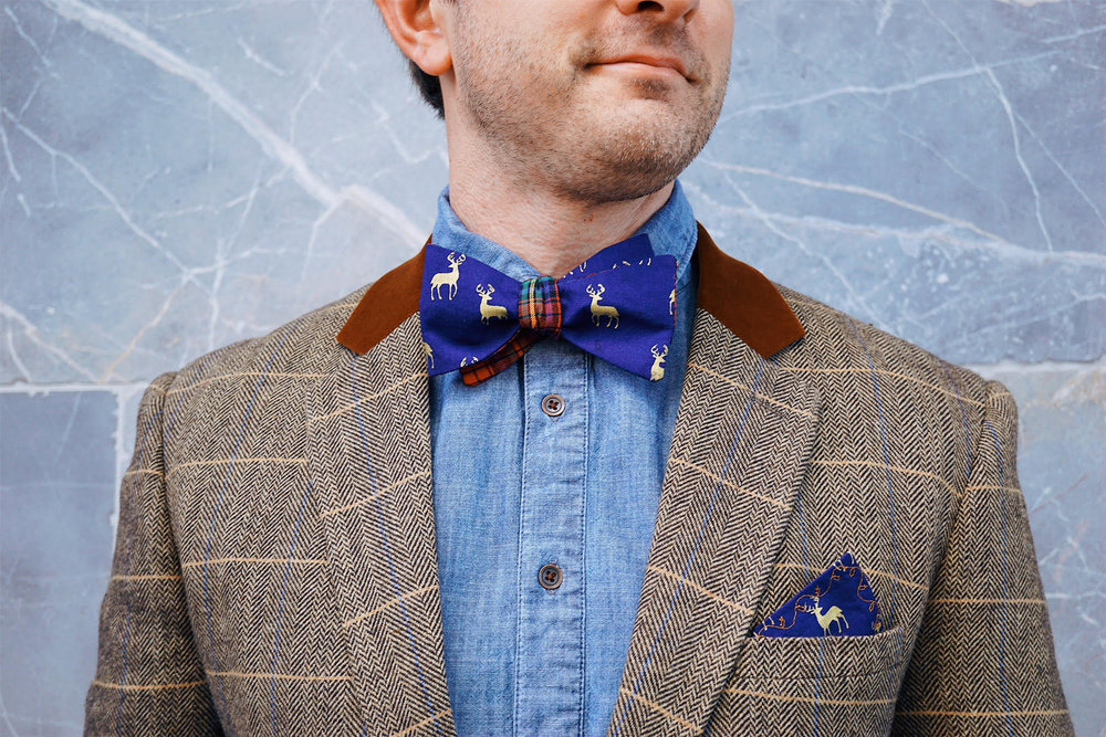 Men's Pocket Square Inspiration