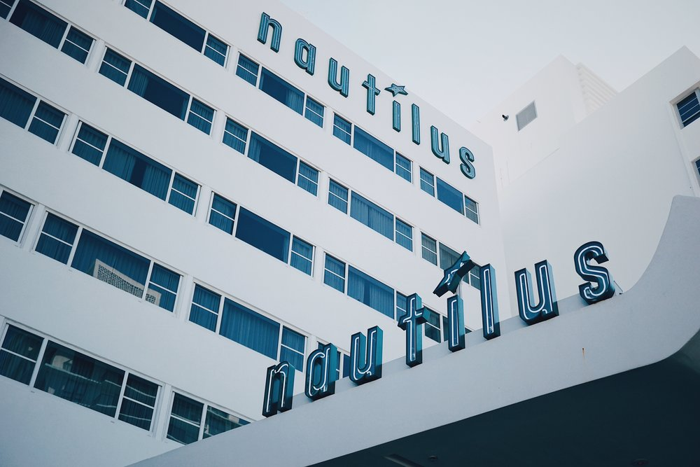 Miami Beach Hotels - Nautilus