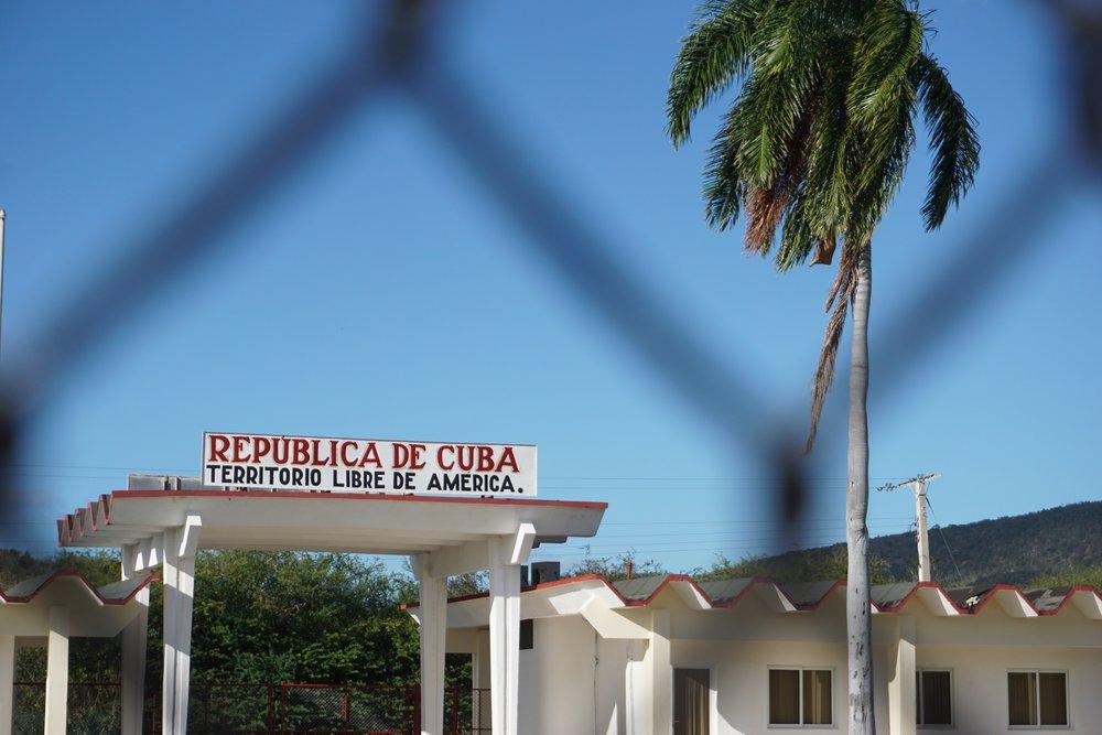 Cuba Border