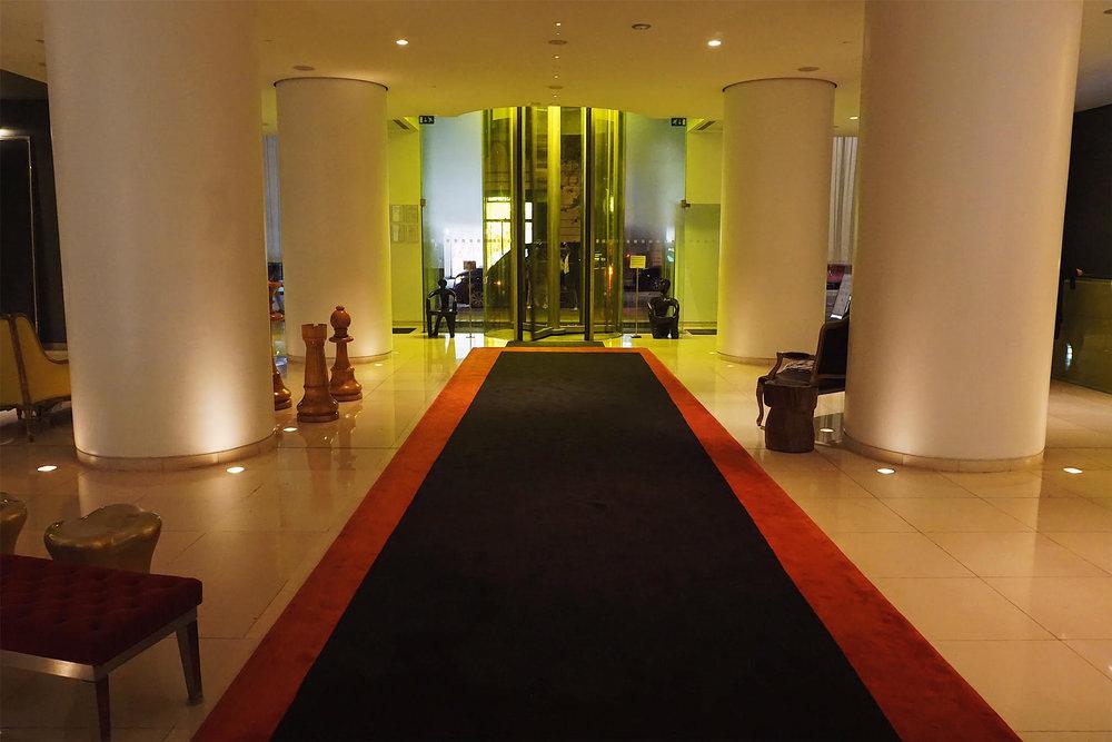St.Martins Lane Hotel London