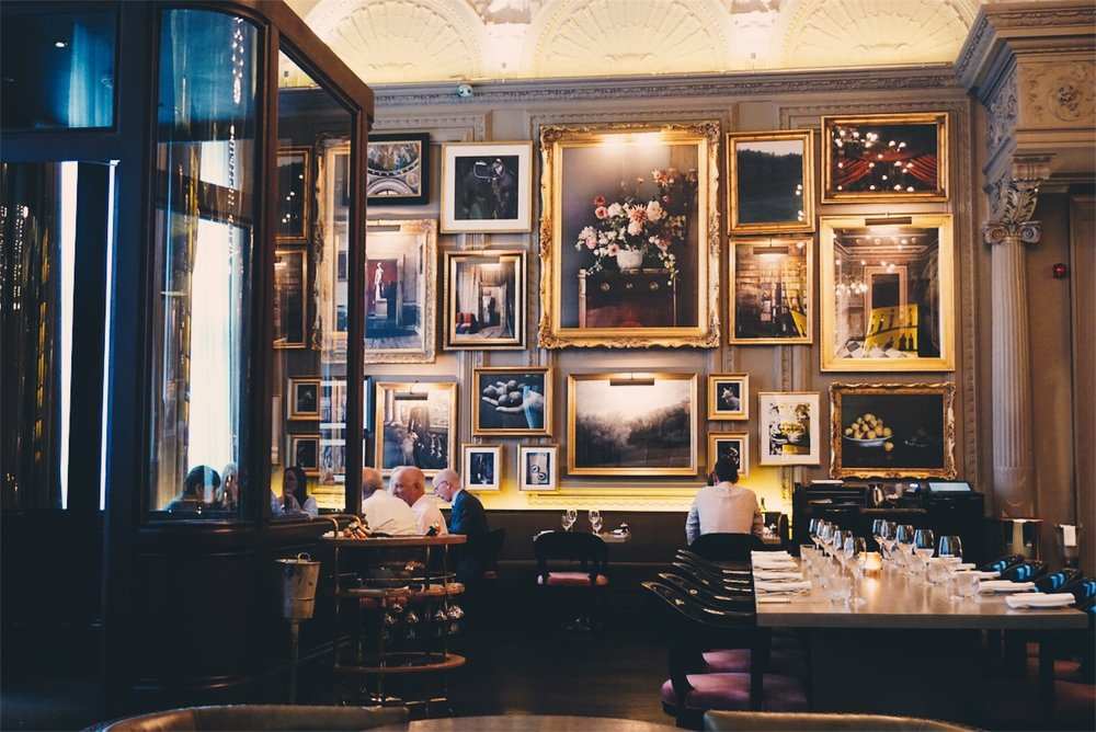 The London Edition Hotel - Berners Tavern
