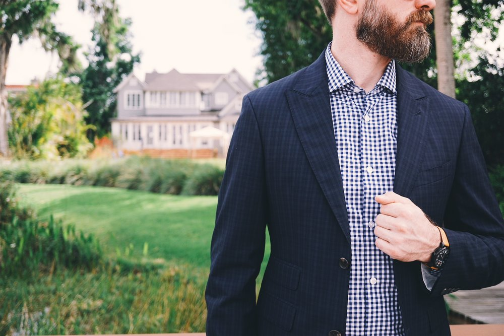 Men's Button Down Inspiration