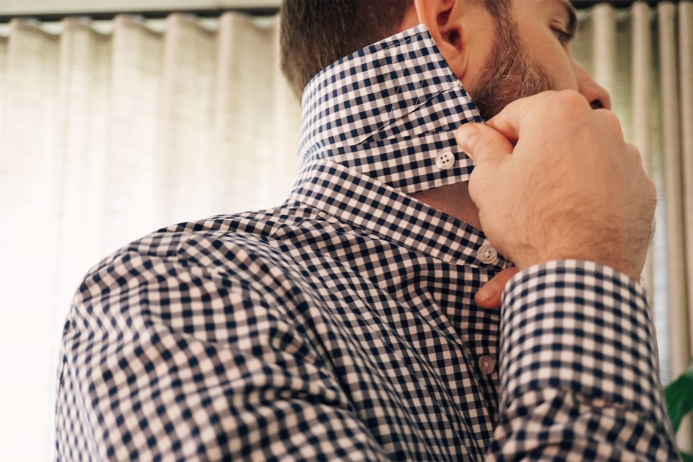 Men's Collar Shirts