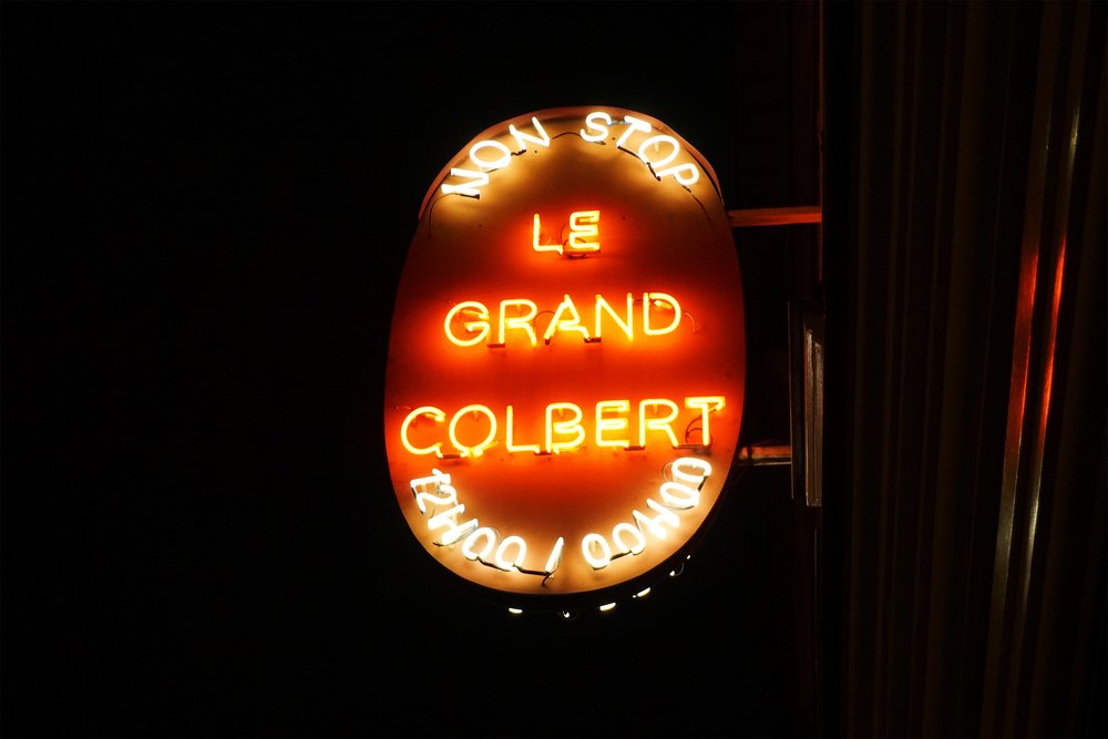 Le Grand Colbert Resturant Paris, France