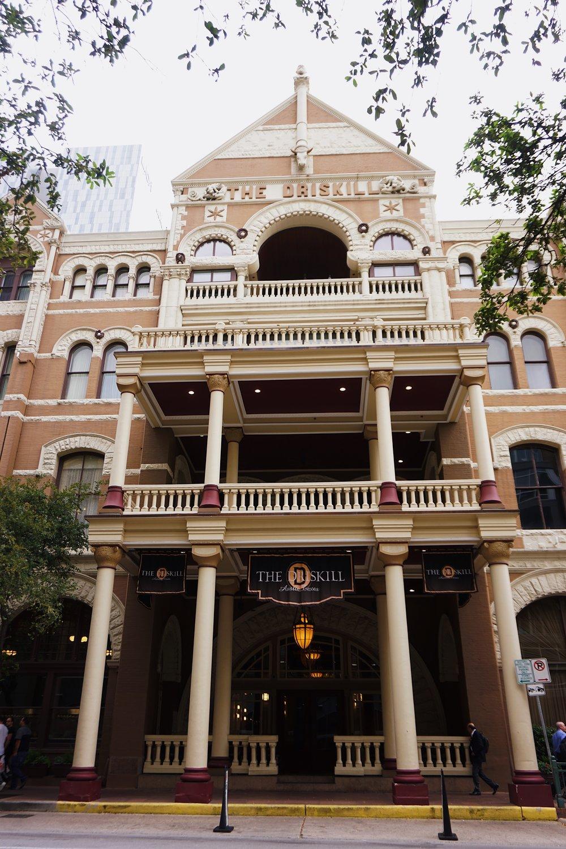 The Driskill Hotel Austin, Texas
