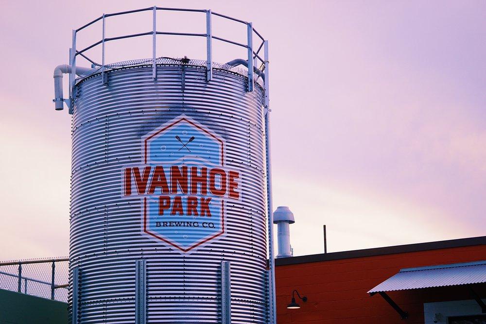 Ivanhore Park Brewing Co. Orlando Florida