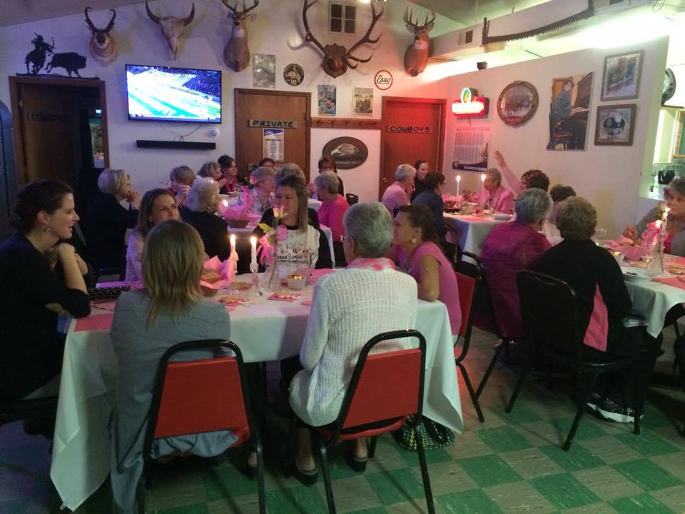 Dine-in - Highwood Womens Club Annual Breast Cancer Awerness Dinner