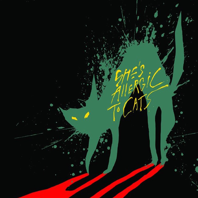 She's Allergic to Cats (2016) 20:15 - Generator Hostel Michael Reich - 82mins - USA More info...