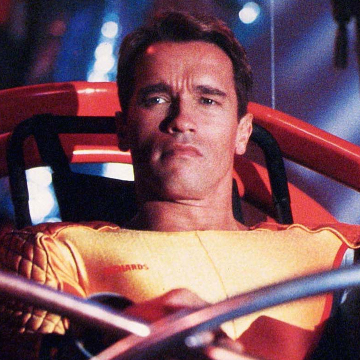 The Running Man (1987) 20:00 - Generator Hostel Paul Michael Glaser - 101mins - USA More info...