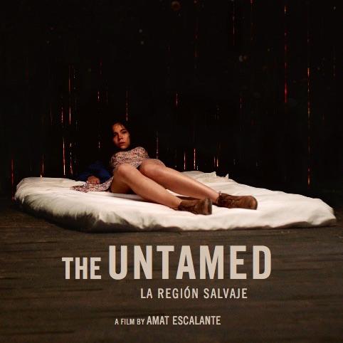 The Untamed (2016) 16:00 - The Light House Cinema Amat Escalante -100mins - Mexico More info...