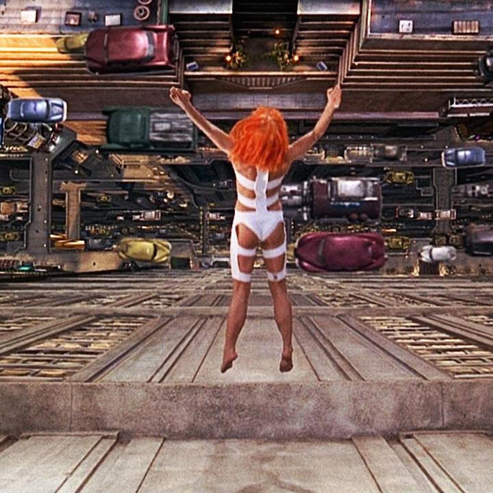 The Fifth Element (1997) 22:00 - The Light House Cinema Luc Besson - 126mins - France More info...