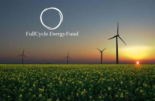 FULLCYCLE ENERGY FUND   CHALLENGE  Increase awareness of the innovative fund to bring new investors into the fold.  RESPONSE  A new website design, social media review, new pitch deck design and consulting.   RESULT  $300 million in new investment and a host of award nominations including The 2015 Environmental Leadership Award alongside Desmond Tutu and Vandana Shiva.