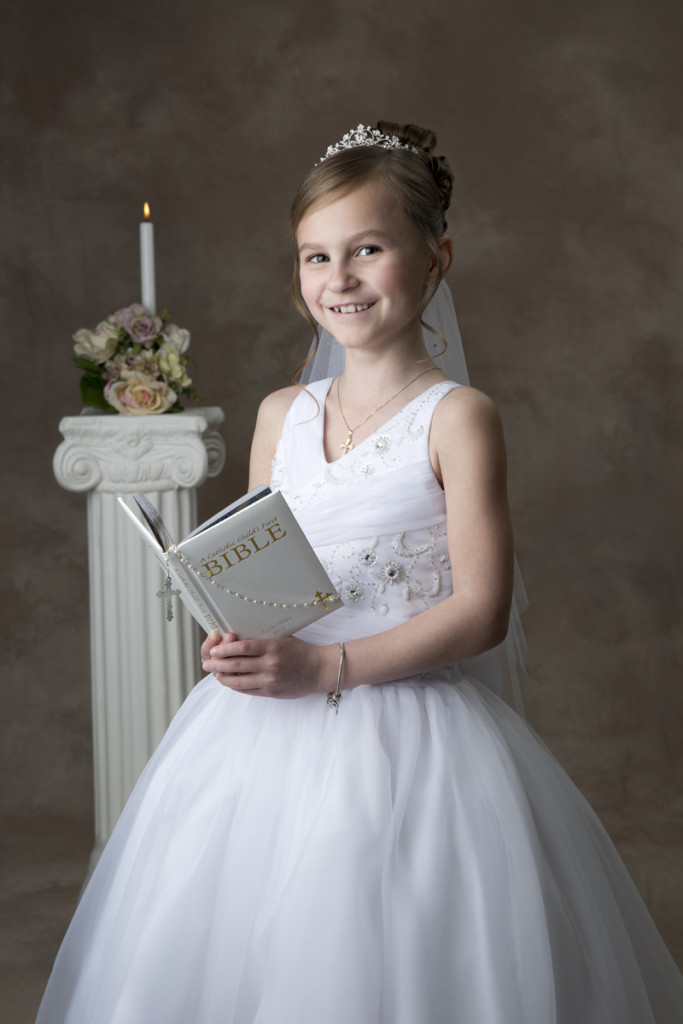 Long Island Communion Photographer Northport NY