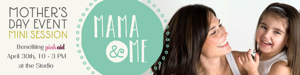 Mama & Me - Email Banner