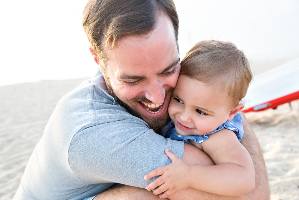 Family Photo shoot at Crab Meadow Beach Northport NY
