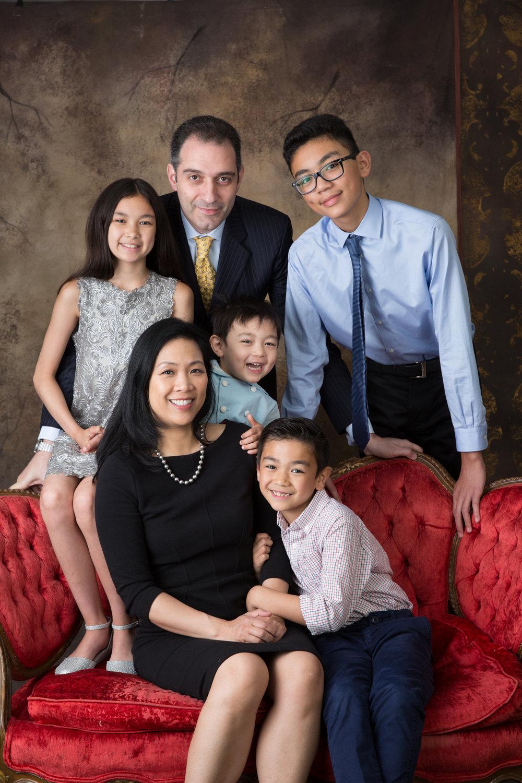 Family portrait long island photographer northport ny jpg