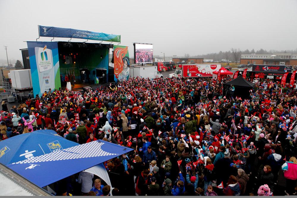 Media #rbc027005 - Day 27 Crowd at Gagetown's Community Celebratio... - JPEG  Digital Download.jpg