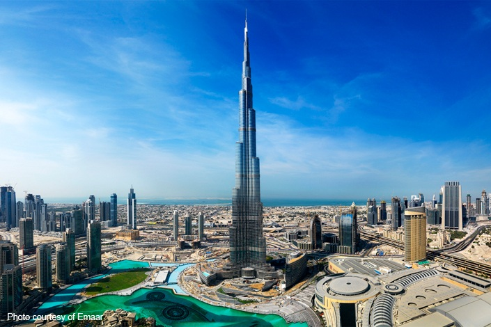 A photo of the Burj Khalifa for you visual learners.