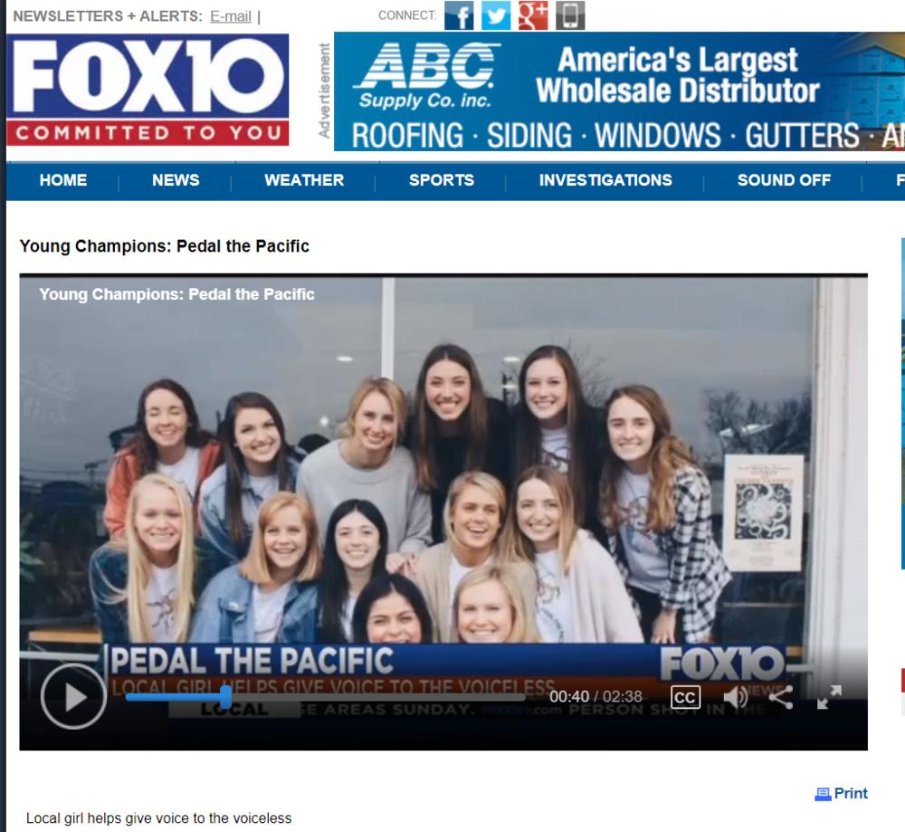 FOX 10 -