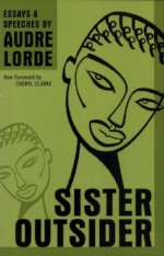 Sister Outsider by Audre Lorde (1984)