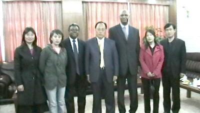 Fenny Feng, Zhang Xiaoping, Norris McDonald, Zhong-Min Wang, Derry Bigby, Lu Xiaojing