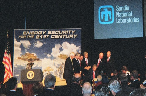 President Bush Signs the Energy Policy Act of 2005