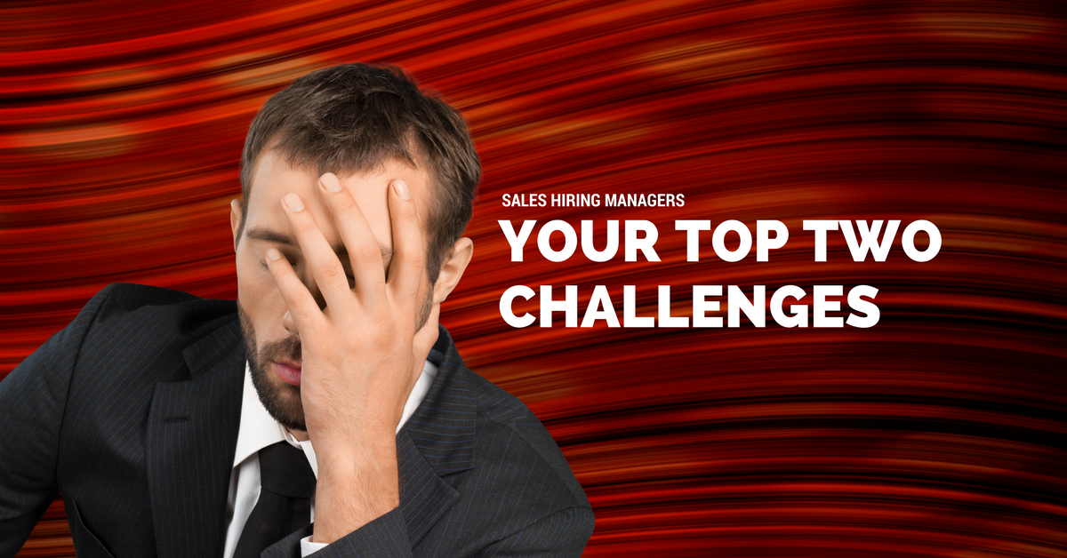 It's your #1 and #2 challenge (1)