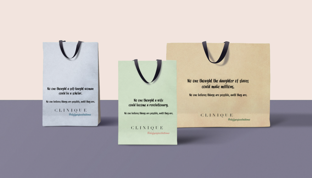 Clinieque Shopping Bags - Back.png