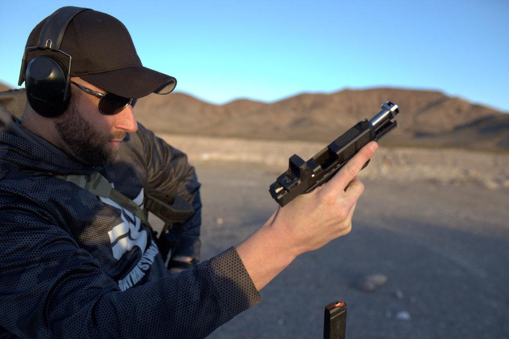 pistol training, handgun training, basic pistol, western new york firearms training