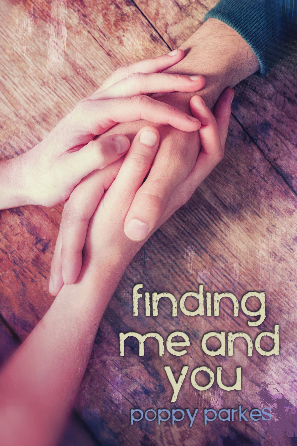 finding me and you book