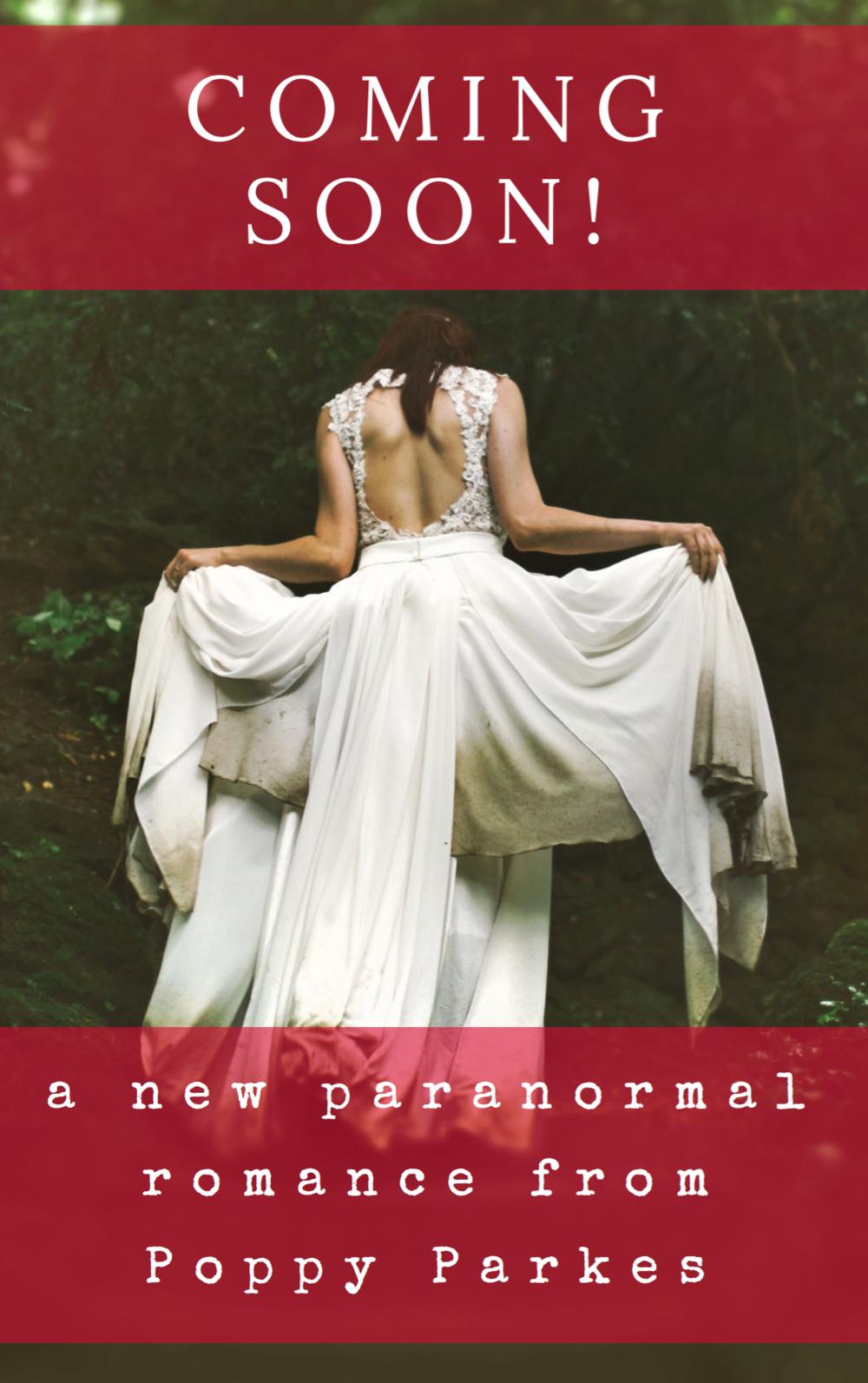 paranormal romance poppy parkes