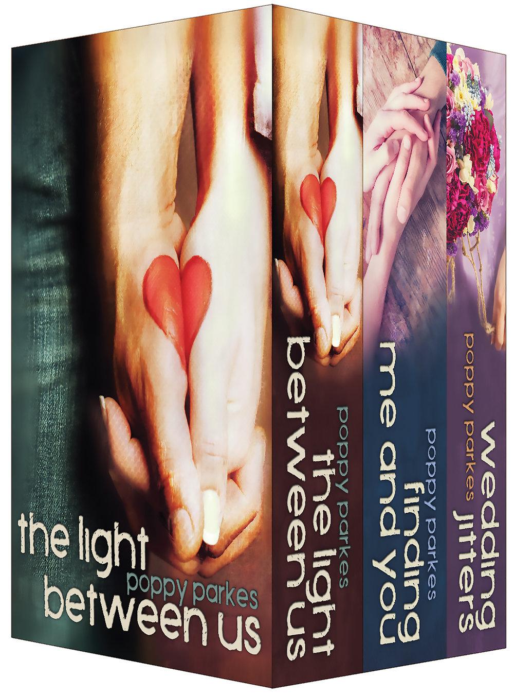 Poppy Parkes romance ebook box set