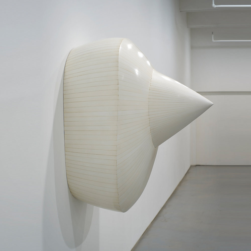 #76  Painted resin 46 x 37 x 31 inches 117 x 94 x 79 cm 2011-2013