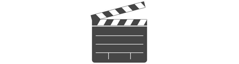 Good Vibes Productions Clapboard