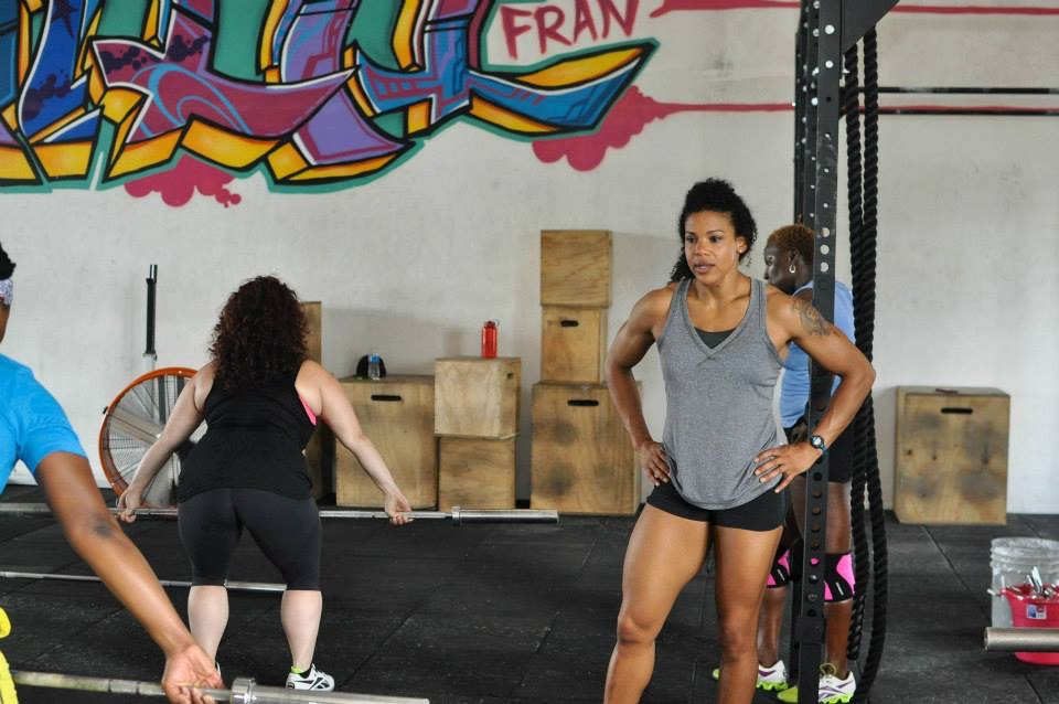 Weightlifting series: snatch - click to register